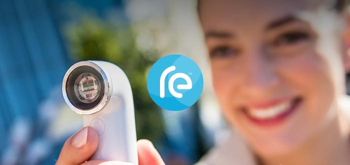 HTC lanceert RE camera