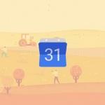 Download de Material Design achtergronden uit Google Agenda