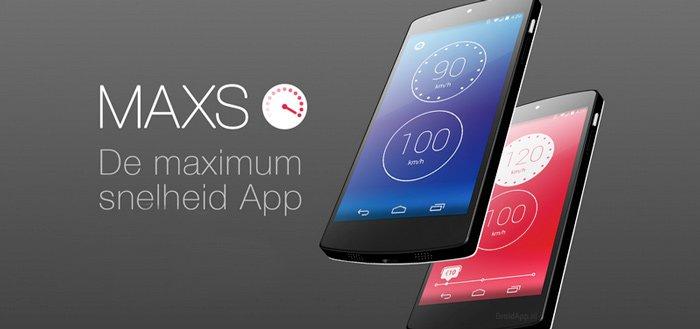 MAXS: onmisbare app voor de automobilist