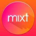 Mixt: je eigen minimalistische achtergrond