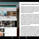 Android L: zo ziet multi-window en multitasking er uit