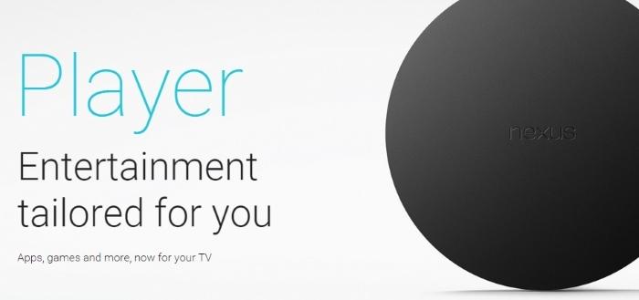 Nexus Player: een settop-box op Android 5.0 Lollipop