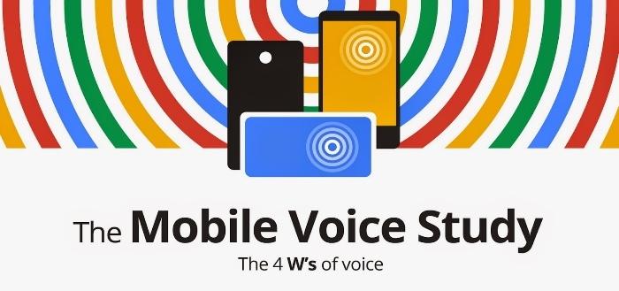 Onderzoek: helft van de tieners gebruikt voice search