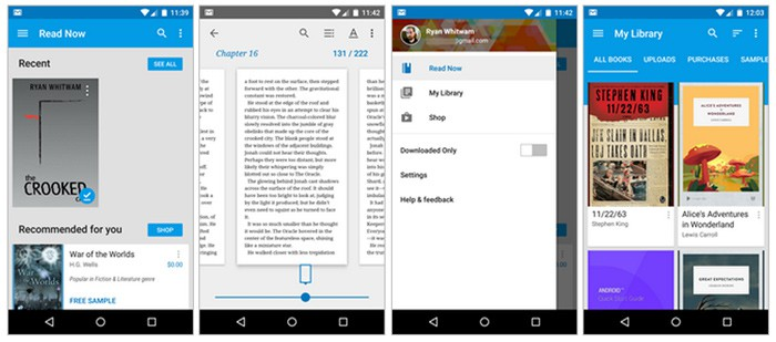 Google Play Books 3.2