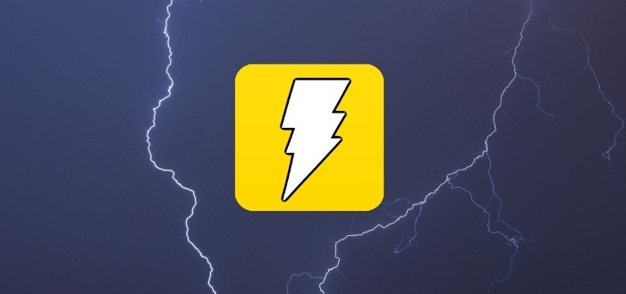 Thunder Buddy: een handige onweer-app