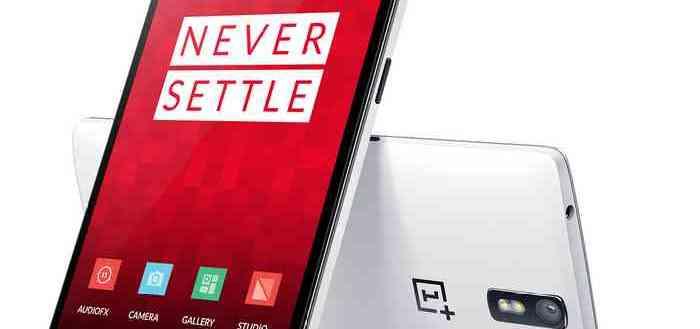 OnePlus One zonder invite te verkrijgen op 27 oktober