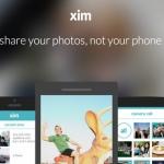 Microsoft Xim gelanceerd: deel je foto's, niet je telefoon
