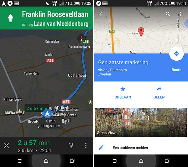 Google Maps 9.0