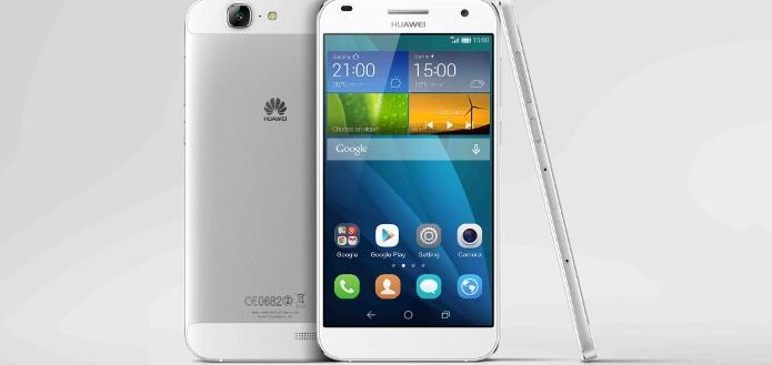 Huawei Ascend G7 met aantrekkelijke specs nu in Nederland verkrijgbaar