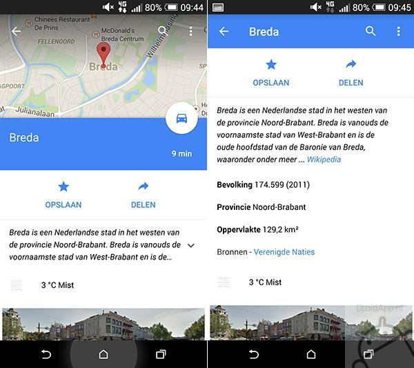 google maps 9.1