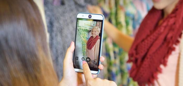 HTC Desire Eye verkrijgbaar in Nederland