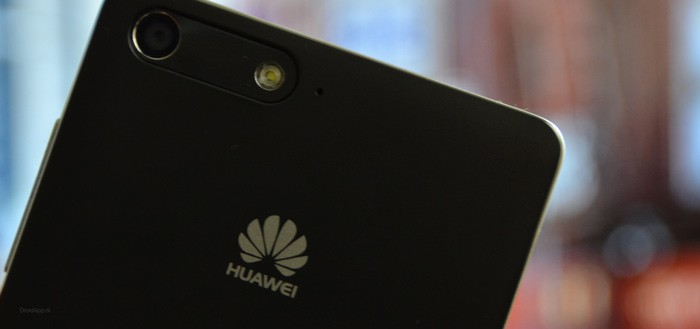 Huawei's lineup voor 2015 gelekt: Ascend P8 en Mate 8 komen er aan