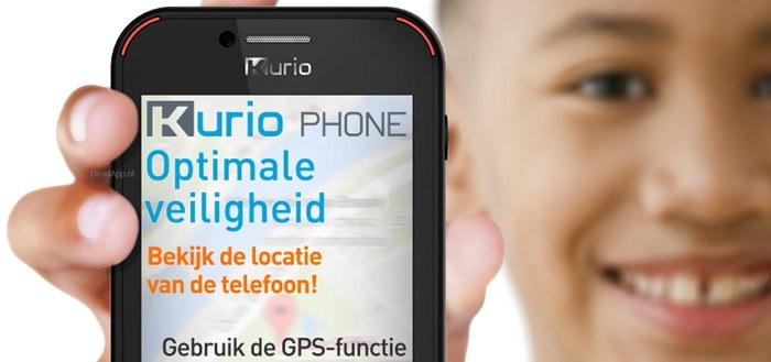 Kurio Phone en Kurio Tab bij Blokker: veilig voor kinderen