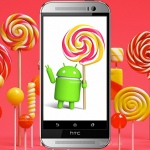 HTC One M8: Android 5.0.1 met Sense 6.0 te zien in video