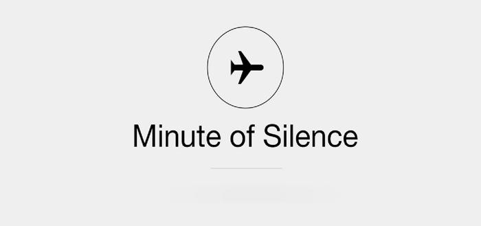 Nationale Herdenking MH17: zet je telefoon 1 minuut op vliegtuigmodus
