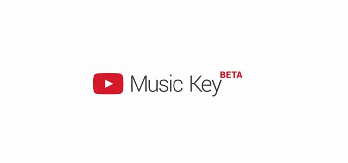 YouTube Music Key: nieuwe muziekdienst officieel gelanceerd