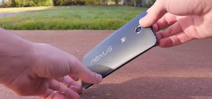Bestendigheid Nexus 6 op de proef genomen in val-test (video)