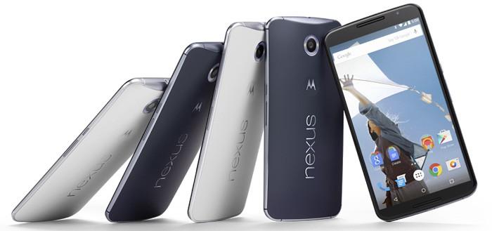 Motorola Nexus 6 gaat 649 euro kosten