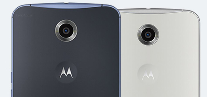 Google Store: Nexus 6 uit de verkoop gehaald