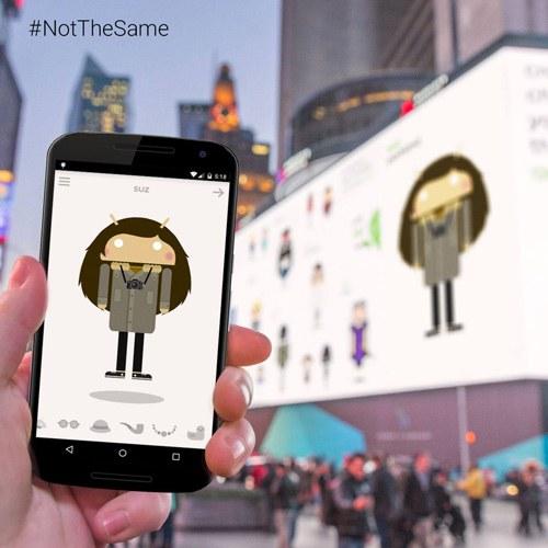 notthesame androidify