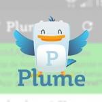 Plume for Twitter krijgt Material Design