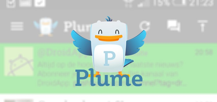 Plume for Twitter krijgt Material Design