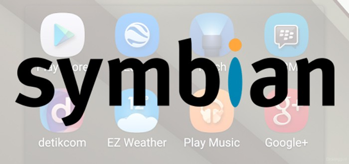 Belle UI Icon Pack brengt Nokia Symbian interface naar Android