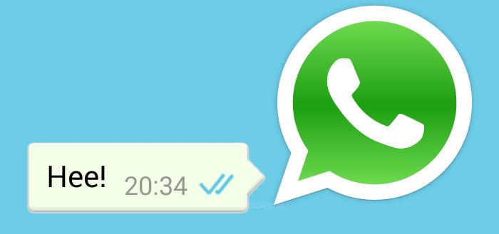 WhatsApp-berichten lezen zonder blauwe vinkjes: het kan!