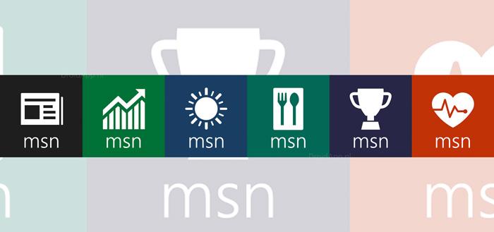 Microsoft brengt 6 nuttige MSN-apps uit voor Android