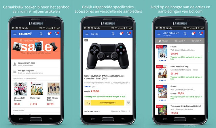 Bol.com Android