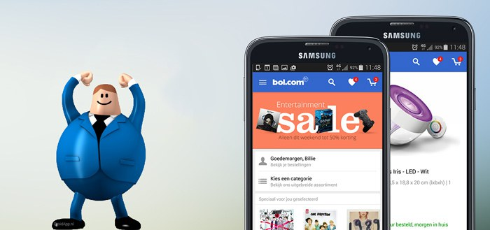 Bol.com brengt Android-app uit