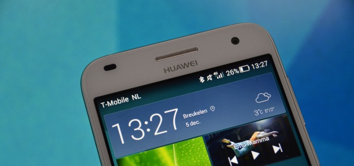 Review: Huawei Ascend G7