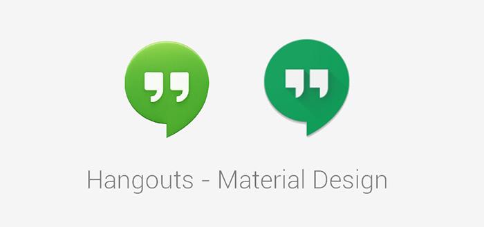 Grote update Google Hangouts met veel nieuwe functies (+ APK)