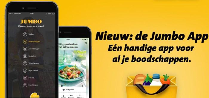Jumbo Supermarkten lanceert uitgebreide Jumbo app