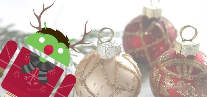DroidApp wenst je hele fijne kerstdagen (+ Android kerst-tips)