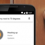 Nest thermostaat vanaf nu te bedienen via Google Now