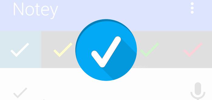 Notey: nooit meer iets vergeten met deze geweldige app (review)