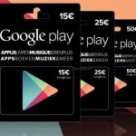 Google Play Gift Card vanaf vandaag te koop in Nederland