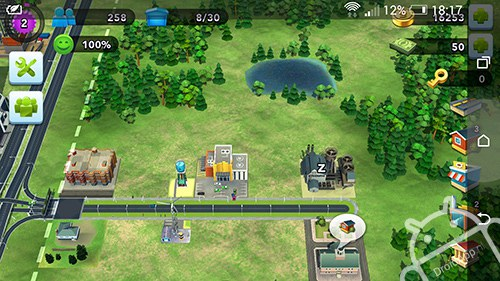 Simcity Buildit Android update