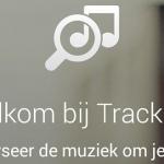 Sony voorziet TrackID-app van Material Design-elementen