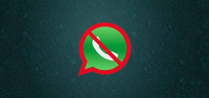 WhatsApp gaat vervelende gebruikers automatisch blokkeren