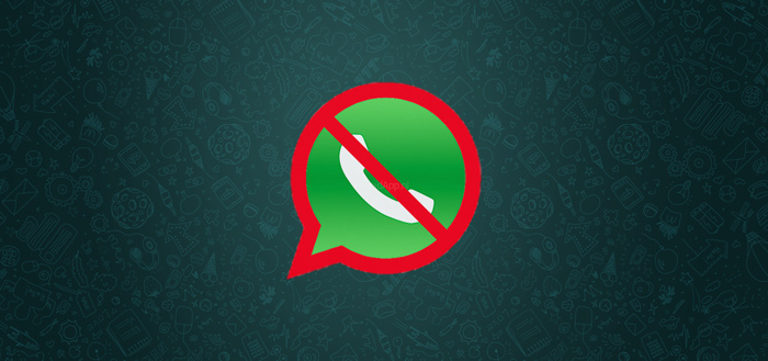 WhatsApp: anti-spam functie komt eraan