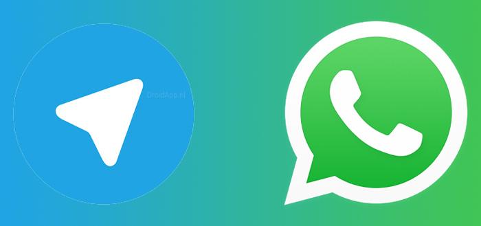 """Telegram: """"WhatsApp komt met webversie"""""""