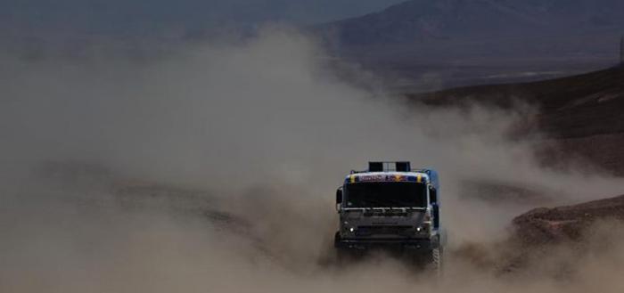Dakar Rally 2016 app houd je op de hoogte van alle gebeurtenissen