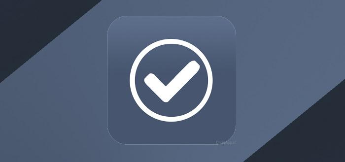 Material Design voor taken-app GTasks