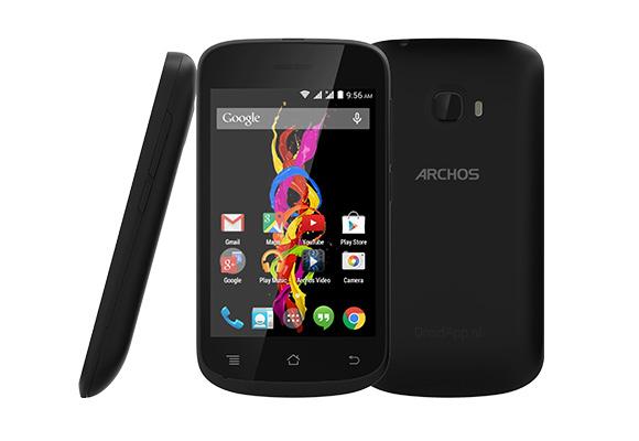 Archos 35b Titanium smartphone