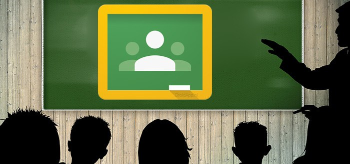 Educatieve Google Classroom-app uitgebracht voor Android