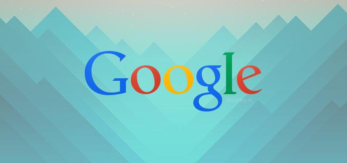 Google Header material
