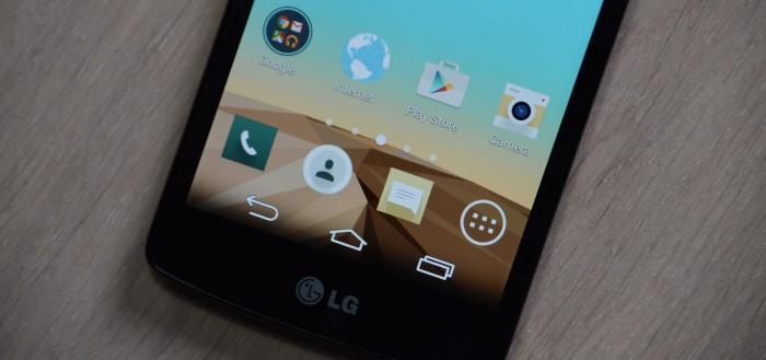 Review: LG L70+ Fino