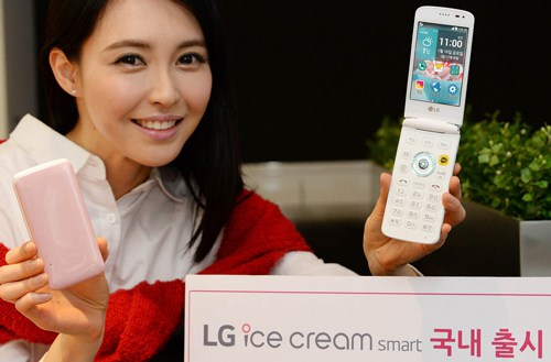 LG Ice Cream Smart